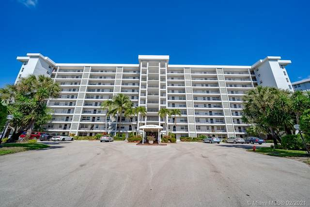 4015 W Palm Aire Dr #904, Pompano Beach, FL 33069 (MLS #A10995640) :: Green Realty Properties