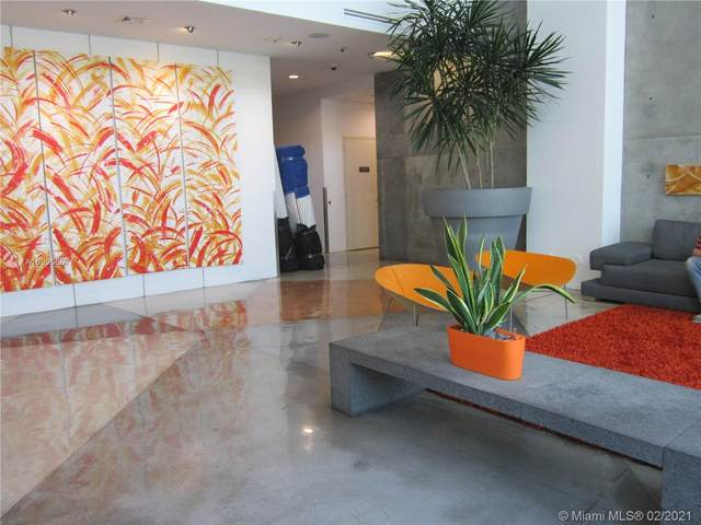 234 NE 3rd St #1209, Miami, FL 33132 (MLS #A10995657) :: The Teri Arbogast Team at Keller Williams Partners SW