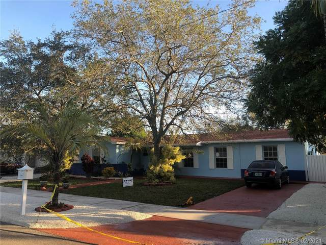 9984 SW 19th St, Miami, FL 33165 (MLS #A10995664) :: The Riley Smith Group