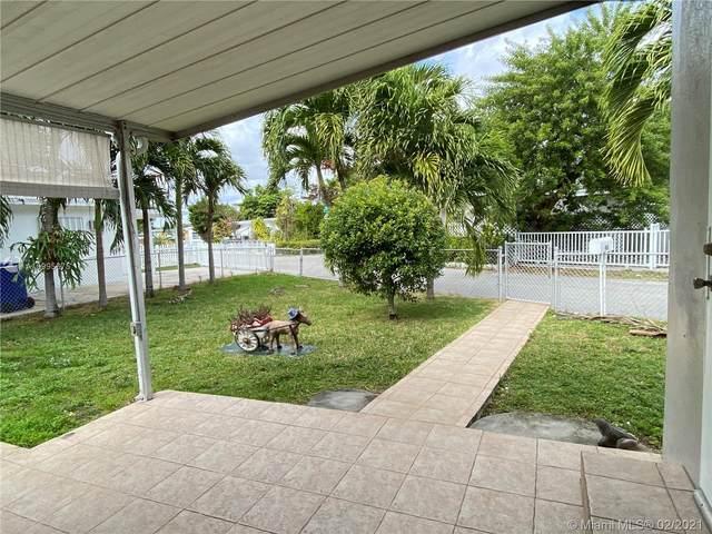 2310 NE 135th Ter, North Miami Beach, FL 33181 (MLS #A10995675) :: The Riley Smith Group