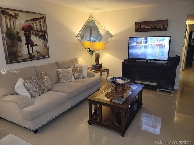13500 SW 1st St U110, Pembroke Pines, FL 33027 (MLS #A10995760) :: Prestige Realty Group