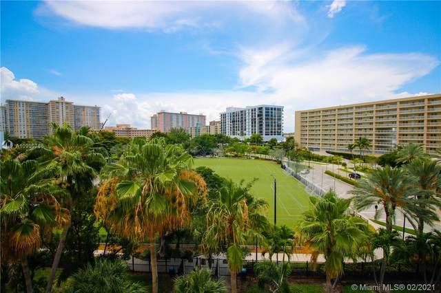 200 178th Dr #610, Sunny Isles Beach, FL 33160 (MLS #A10995786) :: Team Citron