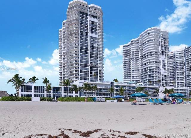 16425 Collins Ave #2315, Sunny Isles Beach, FL 33160 (MLS #A10995811) :: Green Realty Properties