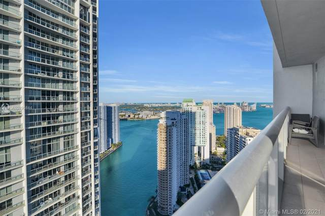 495 Brickell Ave #4510, Miami, FL 33131 (MLS #A10995844) :: Green Realty Properties