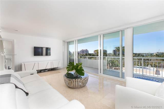 400 S Pointe Dr #409, Miami Beach, FL 33139 (MLS #A10995864) :: Green Realty Properties