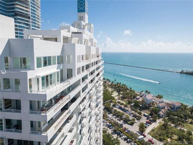 400 S Pointe Dr #2305, Miami Beach, FL 33139 (MLS #A10995882) :: Green Realty Properties