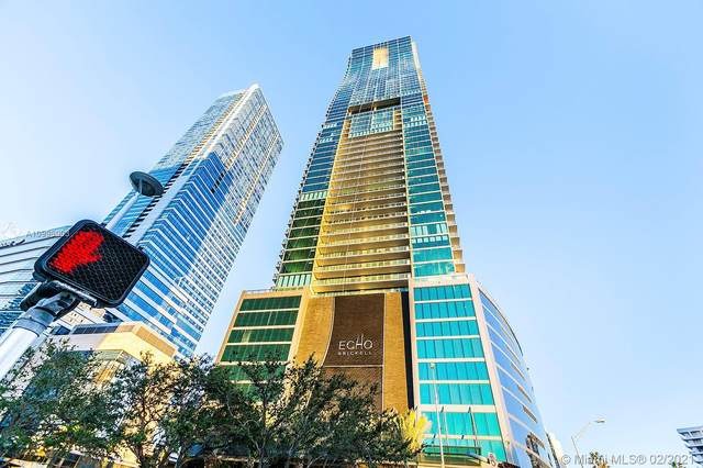 1451 Brickell Ave #3801, Miami, FL 33131 (MLS #A10996003) :: The Teri Arbogast Team at Keller Williams Partners SW