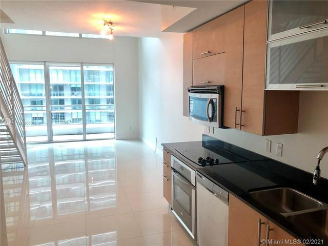 60 SW 13th St #2818, Miami, FL 33130 (MLS #A10996063) :: Jo-Ann Forster Team