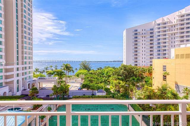 770 Claughton Island Dr #806, Miami, FL 33131 (MLS #A10996168) :: Podium Realty Group Inc