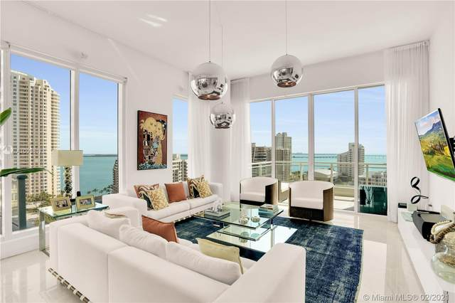 900 Brickell Key Blvd #1604, Miami, FL 33131 (MLS #A10996173) :: Green Realty Properties
