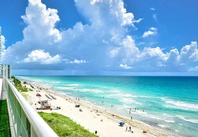 1800 S Ocean Dr #1402, Hallandale Beach, FL 33009 (MLS #A10996195) :: Douglas Elliman