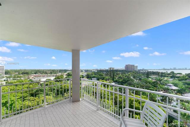 1000 Quayside Ter #1011, Miami, FL 33138 (MLS #A10996273) :: The Teri Arbogast Team at Keller Williams Partners SW