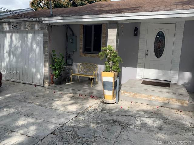 2601 NW 29th St, Miami, FL 33142 (MLS #A10996279) :: The Riley Smith Group