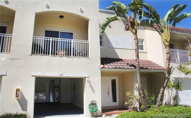 1281 NE 105th St #15, Miami Shores, FL 33138 (MLS #A10996316) :: The Rose Harris Group