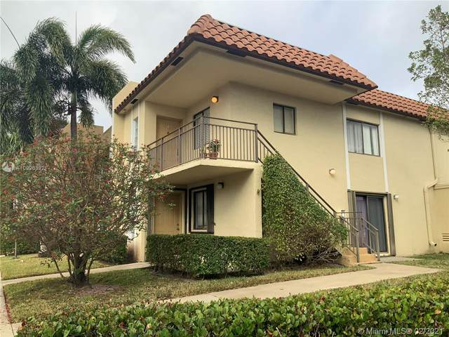 434 Lakeview Dr #106, Weston, FL 33326 (MLS #A10996392) :: Green Realty Properties