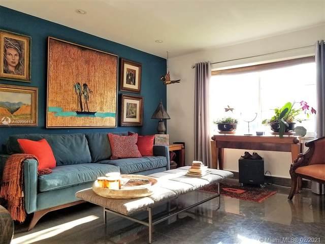 124 NE 19th Ct 206B, Wilton Manors, FL 33305 (MLS #A10996413) :: Green Realty Properties