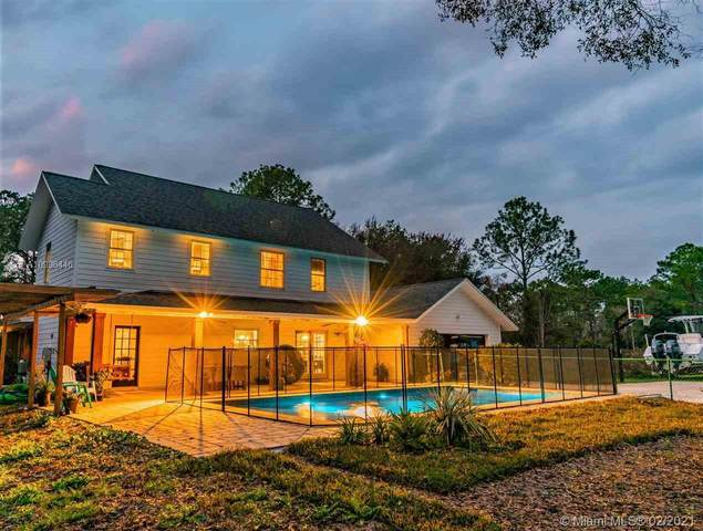 2700 Ch Arnold Road, St Augustine, FL 32092 (MLS #A10996446) :: Equity Realty