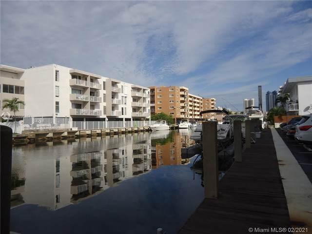 3665 NE 167th St #509, North Miami Beach, FL 33160 (MLS #A10996457) :: Green Realty Properties