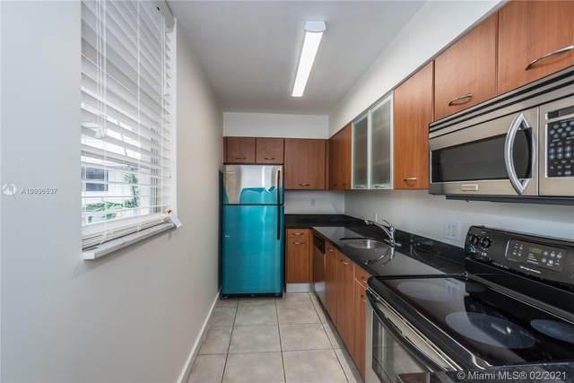680 NE 64th St A316, Miami, FL 33138 (MLS #A10996537) :: Green Realty Properties