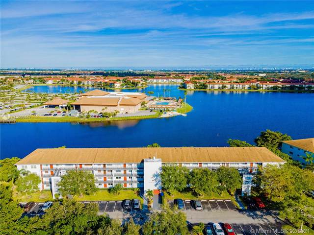 1301 SW 134th Way #304, Pembroke Pines, FL 33027 (MLS #A10996557) :: KBiscayne Realty