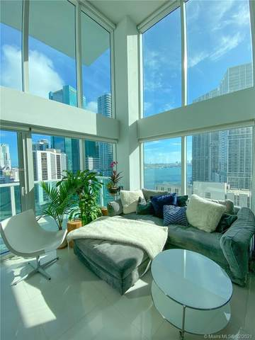 41 SE 5th St #1201, Miami, FL 33131 (MLS #A10996560) :: Prestige Realty Group