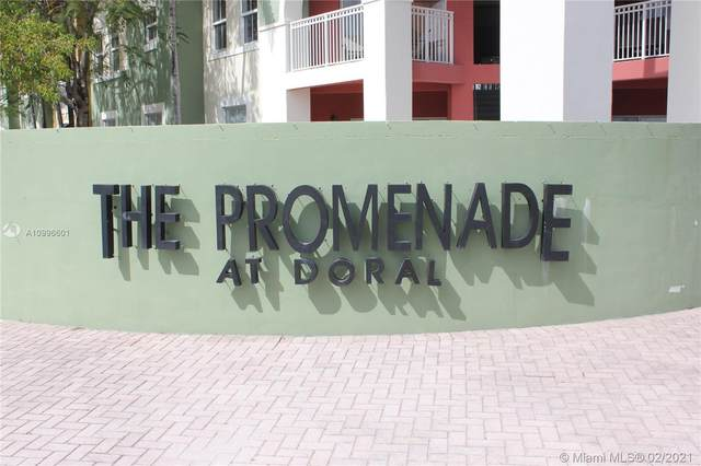 11201 NW 83rd St #205, Doral, FL 33178 (MLS #A10996601) :: Prestige Realty Group