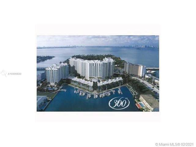 7900 Harbor Island Dr #619, North Bay Village, FL 33141 (MLS #A10996680) :: Jo-Ann Forster Team