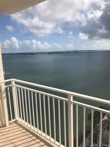 770 Claughton Island Dr #1914, Miami, FL 33131 (MLS #A10996695) :: Prestige Realty Group