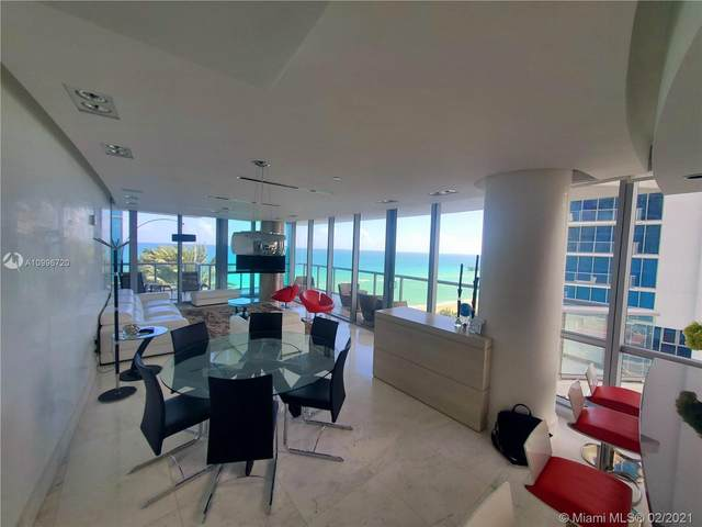 17121 Collins Ave #901, Sunny Isles Beach, FL 33160 (MLS #A10996720) :: Jo-Ann Forster Team