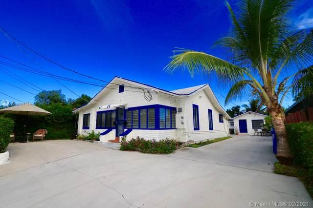 3636 SW 2nd St, Miami, FL 33135 (#A10996755) :: Posh Properties