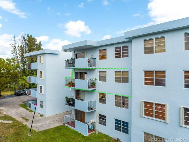 1221 SW 122nd Ave #314, Miami, FL 33184 (MLS #A10996757) :: Douglas Elliman