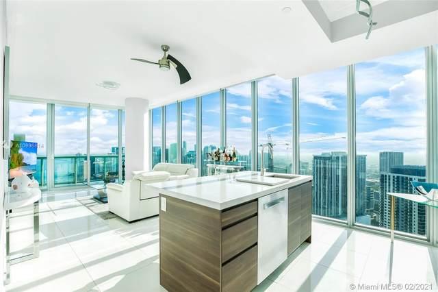 888 Biscayne Blvd #5301, Miami, FL 33132 (MLS #A10996814) :: Podium Realty Group Inc