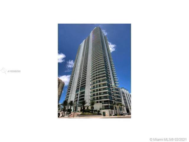 16901 Collins Ave #2405, Sunny Isles Beach, FL 33160 (MLS #A10996890) :: Jo-Ann Forster Team