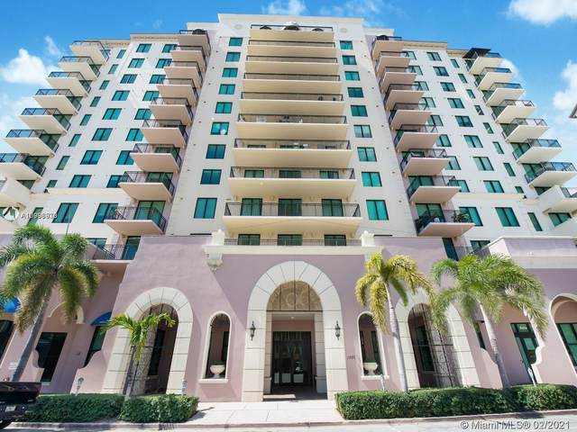 1300 Ponce De Leon Blvd. #910, Coral Gables, FL 33134 (MLS #A10996930) :: Green Realty Properties