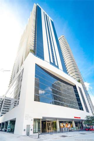 1010 Brickell Ave #1408, Miami, FL 33131 (MLS #A10996956) :: Re/Max PowerPro Realty