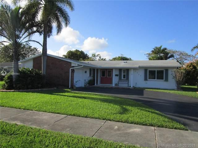 9505 SW 188th Ter, Cutler Bay, FL 33157 (MLS #A10996980) :: Green Realty Properties
