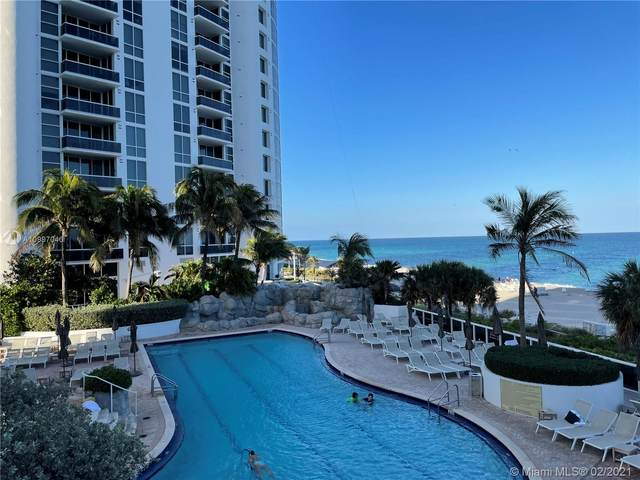 18001 Collins Ave #917, Sunny Isles Beach, FL 33160 (MLS #A10997040) :: The Teri Arbogast Team at Keller Williams Partners SW