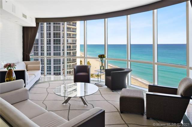 18101 Collins Ave 1509/1507, Sunny Isles Beach, FL 33160 (MLS #A10997057) :: Prestige Realty Group