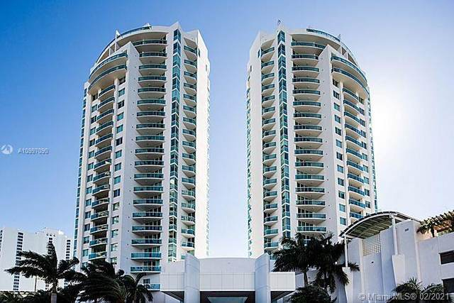 19400 Turnberry Way #312, Aventura, FL 33180 (MLS #A10997090) :: Prestige Realty Group