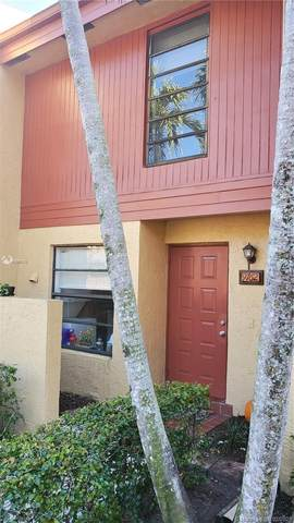 9762 NW 15th St #296, Pembroke Pines, FL 33024 (MLS #A10997102) :: The Riley Smith Group