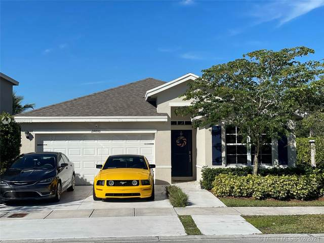 24800 SW 122nd Pl, Homestead, FL 33032 (MLS #A10997115) :: The Riley Smith Group