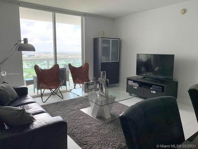 1800 N Bayshore Dr #3008, Miami, FL 33132 (MLS #A10997141) :: Team Citron