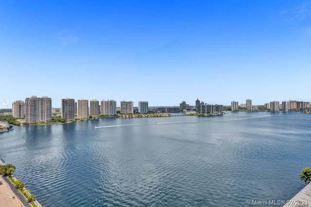 251 174th St #2317, Sunny Isles Beach, FL 33160 (MLS #A10997171) :: Green Realty Properties