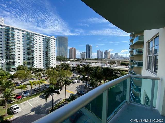19390 Collins Ave #514, Sunny Isles Beach, FL 33160 (MLS #A10997174) :: KBiscayne Realty
