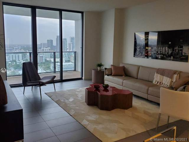 1600 NE 1st Ave #3419, Miami, FL 33132 (MLS #A10997193) :: KBiscayne Realty