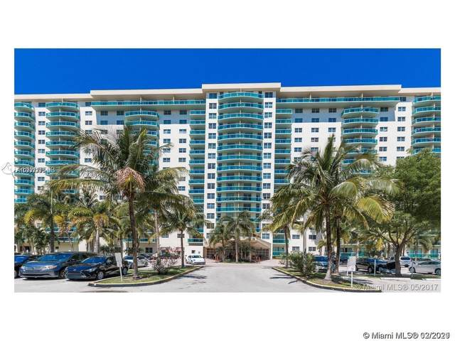 19390 Collins Ave #1412, Sunny Isles Beach, FL 33160 (MLS #A10997223) :: Jo-Ann Forster Team