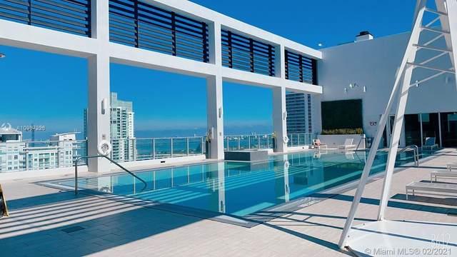 151 SE 1st St #1205, Miami, FL 33131 (MLS #A10997226) :: Berkshire Hathaway HomeServices EWM Realty