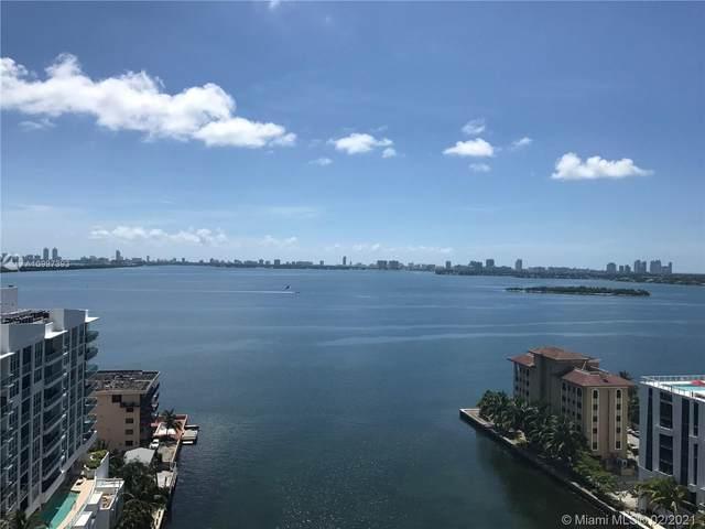 460 NE 28th St #1501, Miami, FL 33137 (MLS #A10997393) :: Podium Realty Group Inc