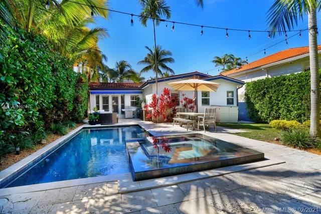 3521 Vista Ct, Coconut Grove, FL 33133 (MLS #A10997419) :: Berkshire Hathaway HomeServices EWM Realty