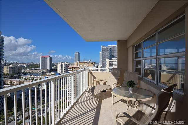 1950 S Ocean Dr 21F, Hallandale Beach, FL 33009 (MLS #A10997460) :: Podium Realty Group Inc